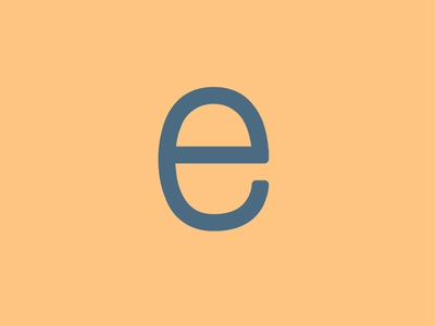 36 Days of Type - E typo letter type 36daysoftype e type vintage handcrafted typeface font typography