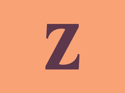 36 Days of Type - Z 36daysoftype type typeface font typography handcrafted vintage retro
