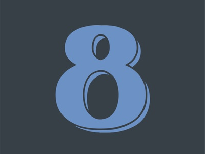 36 Days of Type - 8 display 36daysoftype vintage retro type typeface handcrafted font typography
