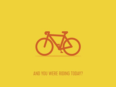 Bike riding (for health and more)