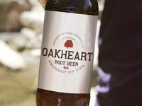 Oakheart Root Beer