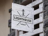 Lighthouse - Minimalist Logo