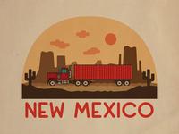 Mack Truck - ATS New Mexico (fan art)