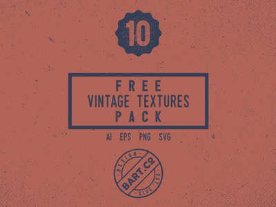 10 Free Vintage Textures old vector download for free free distressed grunge halftone freebie background texture texture pack design handcrafted vintage retro