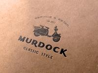 Murdock - Vintage Logo