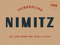 Nimitz FREE FONT