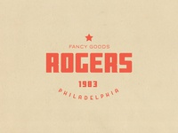 Rogers Fancy Goods