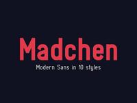 Madchen Sans