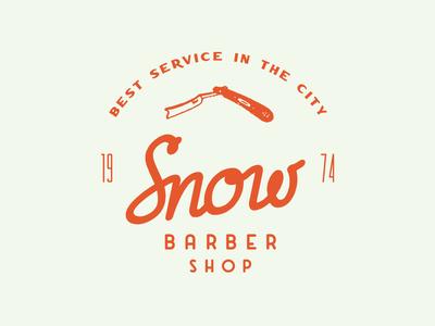 Snow - Barber Shop