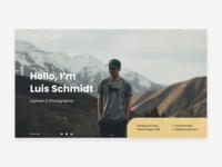 Luis Schmidt's Personal Website