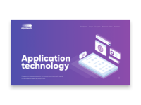 Apptech Website Redesign