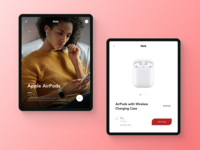 E-commerce App Interface