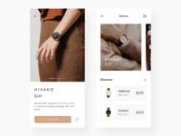 Watch Shop Redesign