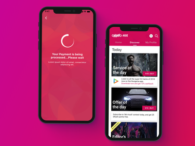 Bkash App designer graphic design design ui branding