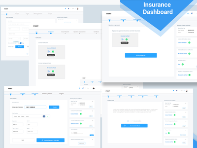 insurance illustration figma ux graphic design adobe xd uidesign insurance