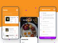Recipe Manager App - Exploration