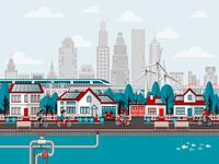 BSI Improving Your Environmental Management Illustration