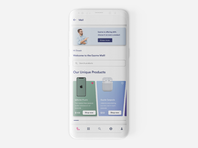 Shopping Products on Mall! designer design appdesign mobiledesign uitrends userinterface userexperience web webdesign uxdesign shopping uidesign dribbble dailyui dailyuichallenge ux