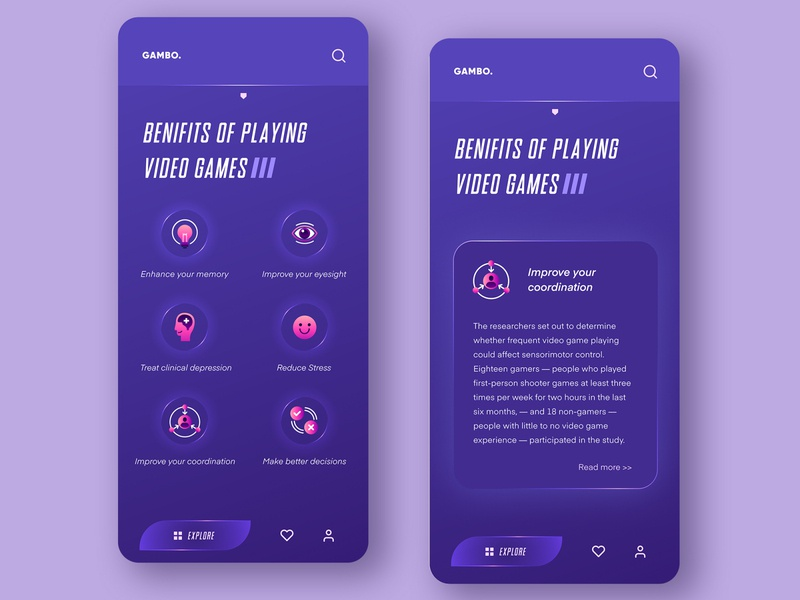 Knowledge Sharing for Gamers education sharing share knowledge website web gamedesign videogames games typography dashboad mobile illustration dailyuichallenge ux ui icon design dailyui app