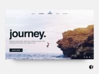 Traveler landing page