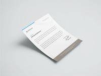 Day 7 - Design Letterhead