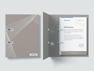 Day 8 - Design Binder Folder