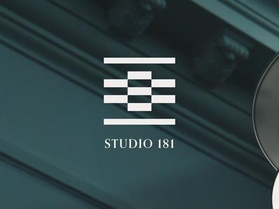 Studio 181 logo concept