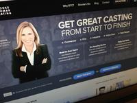 Brooke Thomas Casting Website