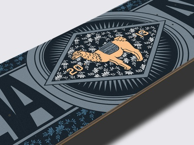Skateboard Deck - KETA Skateboards