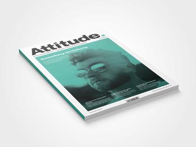 """Attitude"" - Magazine Design"