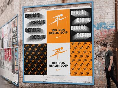 Nike Run - Poster Concept
