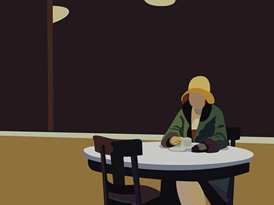 Edward Hopper - digital