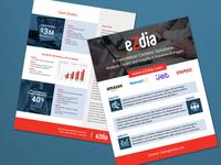 eZdia Flyer Design