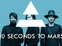 30 Seconds To Mars Site Design