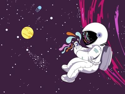 Crew on Mars