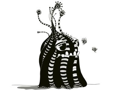 Monster-bee