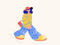 Fashion Walking