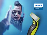 Phillips - OneBlade branding csgo design esports