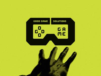 Good Game solutions marketing agency keyimage design esports logo