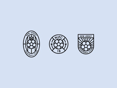 Soccer Badges logo set badge logo sport world cup futbol football soccer