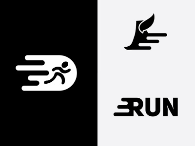 Logo Run train run