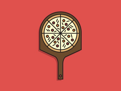 Fresh Pizza pizza icon food