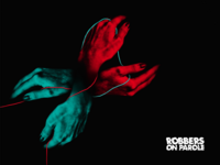 Cover Art for Robbers on Parole's debut single