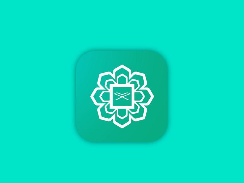 Iium Mobile Apps Logo