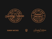 Sunday Natives (Full Logo)