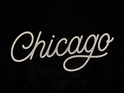 Chicago prince brendan lettering midwest typography type city illinois chicago