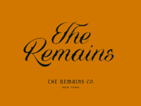 The remains co 03