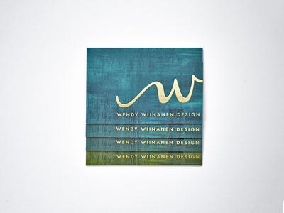 Wendy Wiinanen Designs   Business Cards