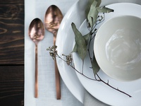 Midsummer Scandinavian Wedding | Styling
