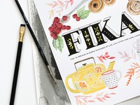Fika | Illustration